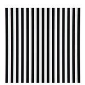 Black & White Striped Gift Wrap