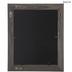 Gray Wood Wall Frame - 11