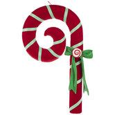 Curly Candy Cane Decor