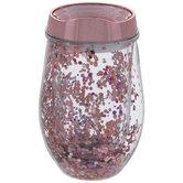 Glitter Confetti Cup