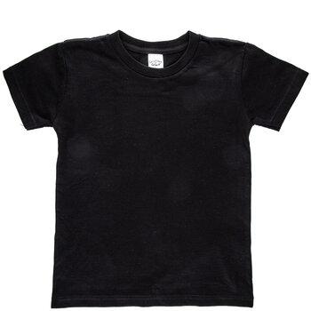 Black Toddler T-Shirt - 4T