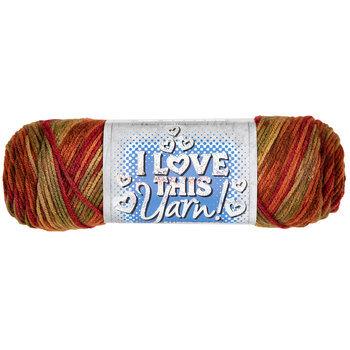 Autumn Stripe I Love This Yarn