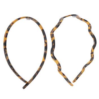 Tortoise Shell Headbands