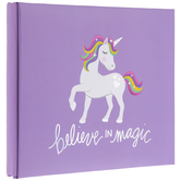 "Unicorn Post Bound Scrapbook Album - 8"" x 8"""