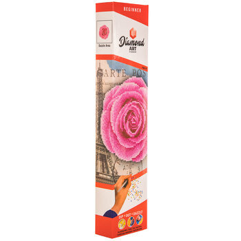 Rose Diamond Art Beginner Kit
