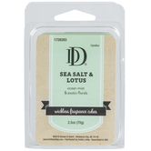 Sea Salt & Lotus Fragrance Cubes