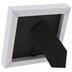 White Flat Frame - 4
