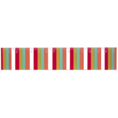 Multi-Color Striped Ruler