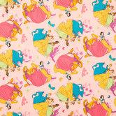 Disney Princess Cotton Calico Fabric