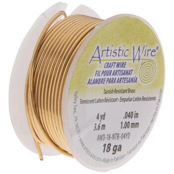 Non-Tarnish Artistic Wire - 1mm