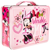 Minnie Mouse Tin Lunchbox