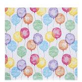 """Watercolor Balloons Scrapbook Paper - 12"""" x 12"""""""