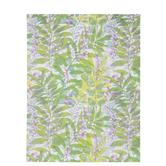 "Green & Purple Botanical Scrapbook Paper - 8 1/2"" x 11"""