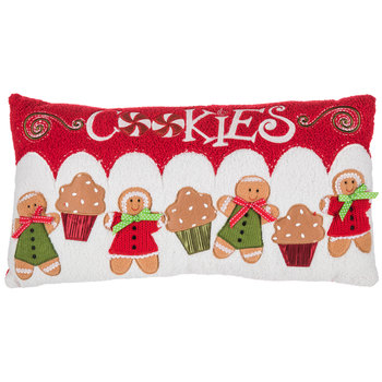Cookies Gingerbread Pillow