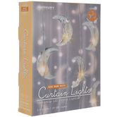 Moon LED Curtain Lights