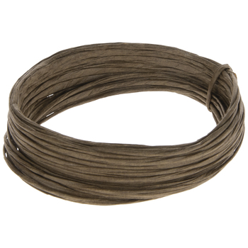 Brown Paper-Covered Wire - 1.5mm