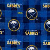 NHL Buffalo Sabres Allover Fleece Fabric