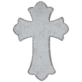 Galvanized Metal Cross
