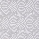 Gray & White Sea Jewel Duck Cloth Fabric