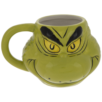 Dr. Seuss Grinch Mug