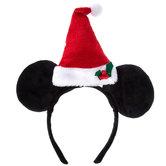 Santa Hat Mickey Ear Headband