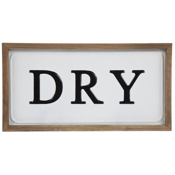 Dry Metal Decor