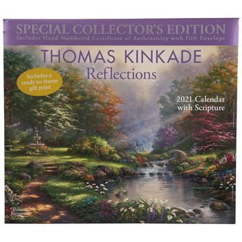 2021 Thomas Kinkade Reflections Calendar