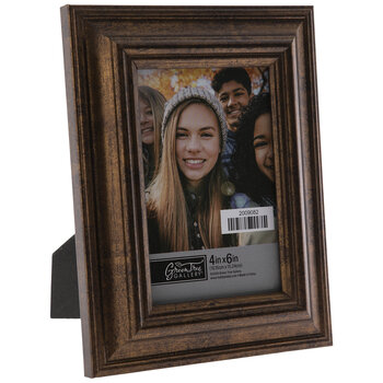 Bronze Beveled Frame