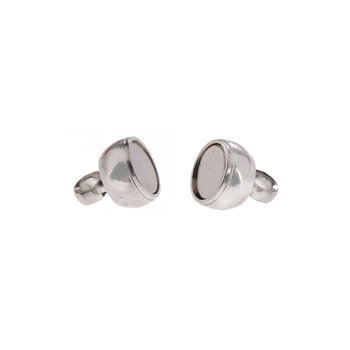 Magnetic Clasps - 10mm x 5mm