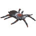 Black, Red & White Soft Touch Spider