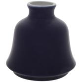 Blue Flared Vase