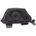 Black Doo Diligence Pet Leash Bag