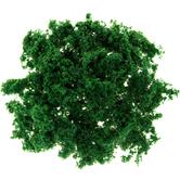Medium Green Coarse Foliage Fiber Clusters