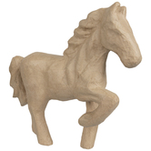 Paper Mache Horse