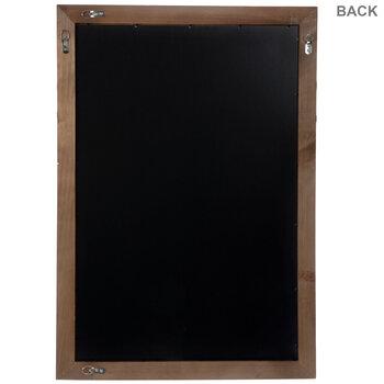 """Brown Barnwood Wall Frame - 20"""" x 30"""""""