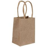Kraft Gift Bags - Mini