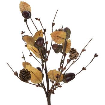 Brown Acorn & Berry Pick