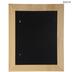 Gunmetal Two Tone Wood Wall Frame - 11