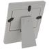 Gray Polka Dot Sonogram Frame - 3 3/4