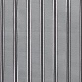 Gray & White Ticking Striped Fabric
