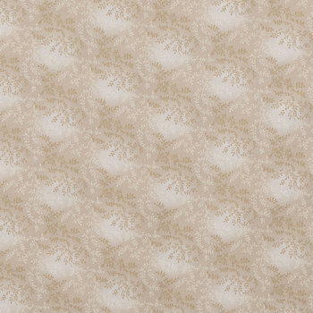 Antique Tonal Vineyard Cotton Calico Fabric