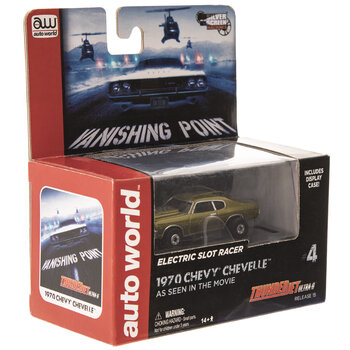 Auto World Silver Screen Machine Slot Car