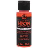 FolkArt Neon Blacklight Acrylic Paint