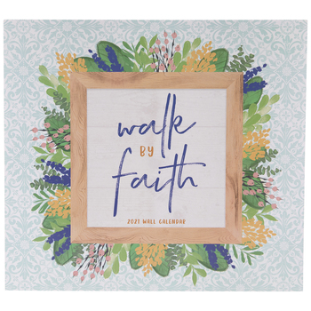 Wal By Faith Calendar