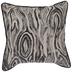 Beaded Zebra Print Pillow Cover
