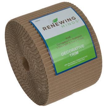 Corrugated Border Roll