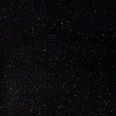 Black Multi Glitter Velvet Fabric