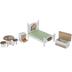 Miniature Child's Bedroom Furniture