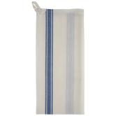 Blue Striped Vintage Kitchen Towel