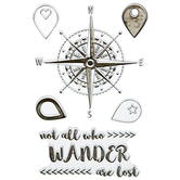 Traveler Clear Stamps